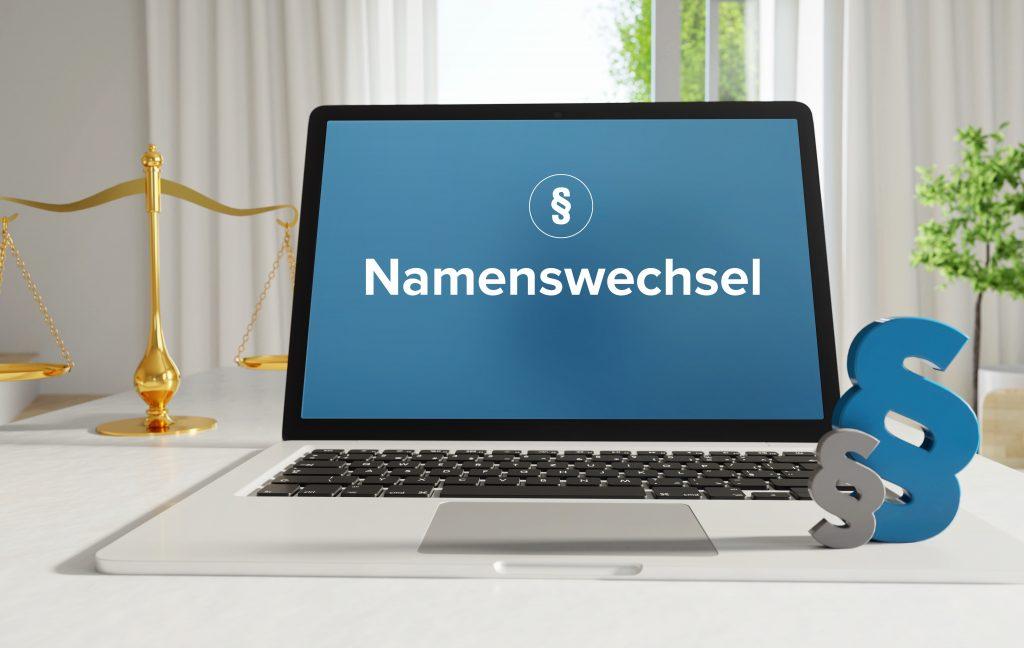 Namensänderung Nachname