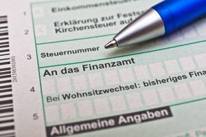 Steuererklärung Rentner Witwenrente