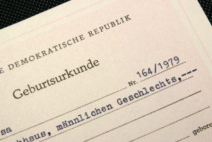 Geburtenregister hamburg auszug Hamburg süd